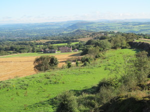View towards Edge Hill