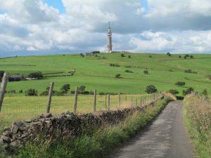 Looking towards Croker Hill