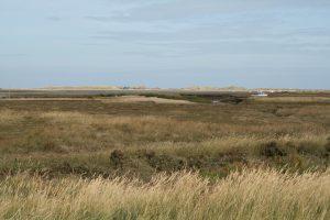 A distant Blakeney Point