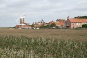 Cley-Next-The-Sea and Cley Mill