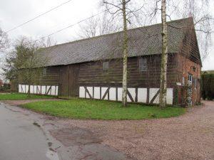 Lovely old village barn