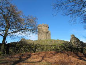 The Old John folly- Bradgate Park