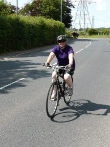 Manchester to Blackpool Cycle Ride
