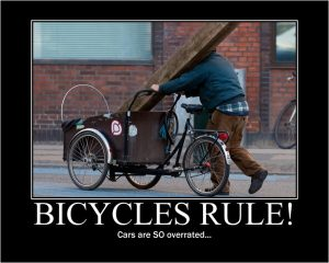 Cycles rule