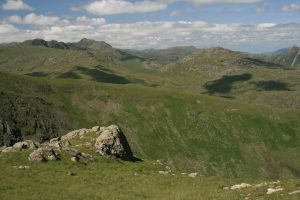 View from Wetherlam