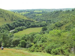 Views from Ecton Hill