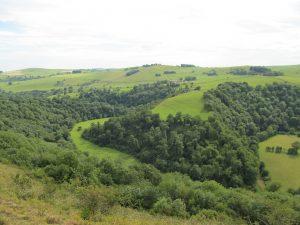 Walking to Castern