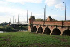 Wilford Toll Bridge