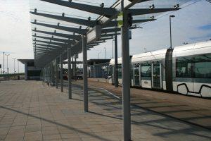 The terminal at Clifton