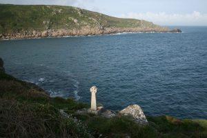 The Celtic Cross near Lamorna